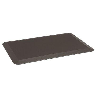 Jonah Anti Fatigue Comfort Doormat Color: Dark Brown