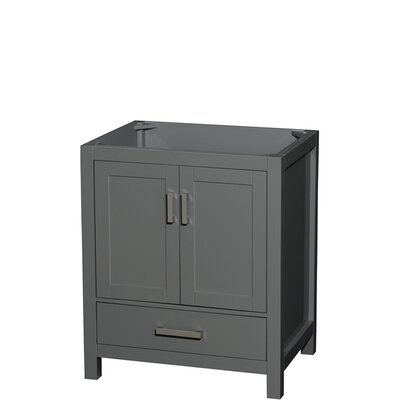 Sheffield 30 Single Bathroom Vanity Base