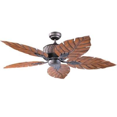 52 Montclaire Fern 5 Blade Ceiling Fan