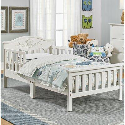 Charlotte Rose Toddler Bed