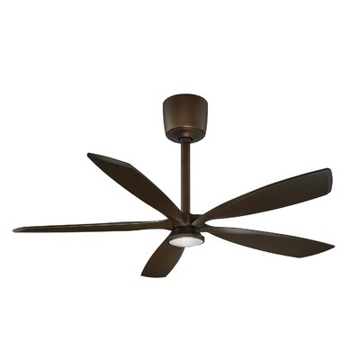54 Donald LED Ceiling Fan Finish: Architectural Bronze