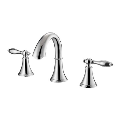 Florence Mini-Widespread Double Handle Bathroom Faucet
