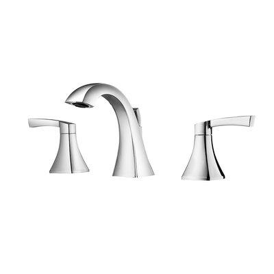 Abbie Widespread Double Handle Bathroom Faucet