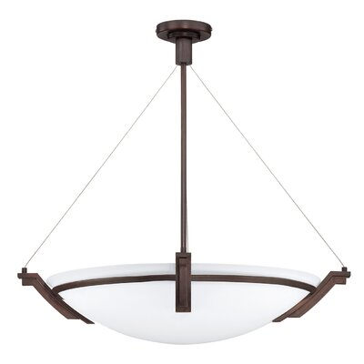 Hogle 6-Light Bowl Pendant