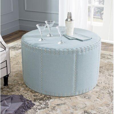 Blakesley Ottoman Upholstery: Sky Blue