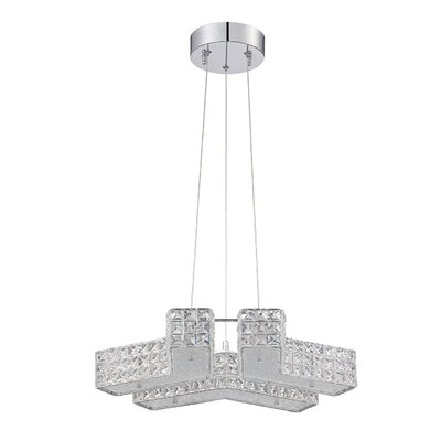 Dickerson 6-Light Crystal Pendant