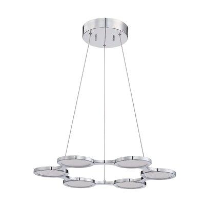 Hillcrest 6-Light Cluster Pendant