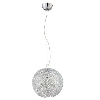 Hoban 3-Light Globe Pendant