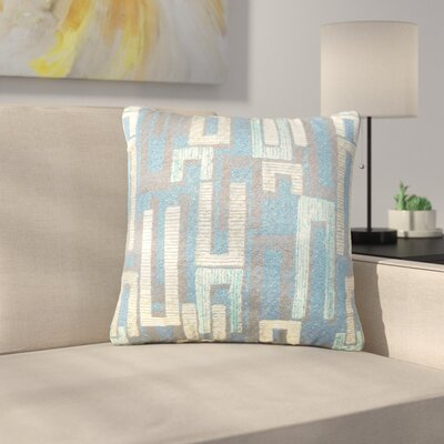 Striegel Geometric Throw Pillow
