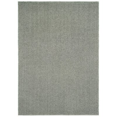 Maddox Gray Area Rug Rug Size: Rectangle 3'10