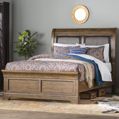 Egremont Frame Panel Bed Size: Queen