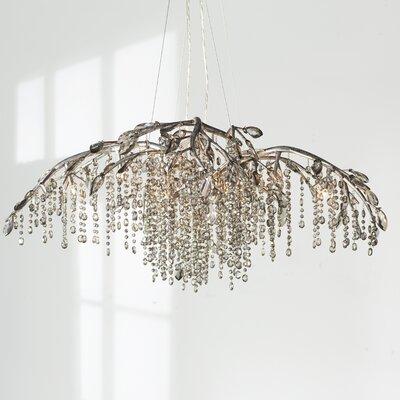 Destrie Crystal Chandelier Size: 12 Light