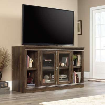 Bowerbank 57 TV Stand Color: Iron Oak