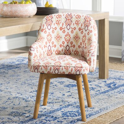 Laila Swivel Arm Chair