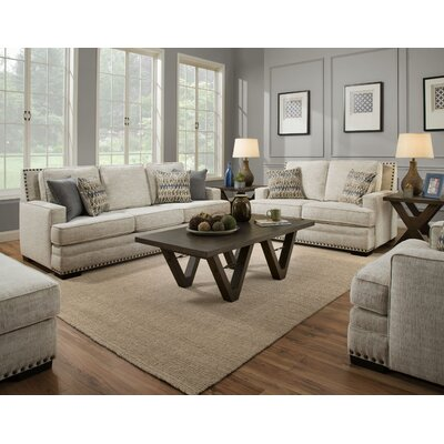 Naik 2 Piece Living Room Set