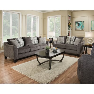 Hernandez 2 Piece Living Room Set