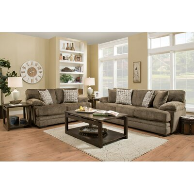 Tussey 2 Piece Living Room Set