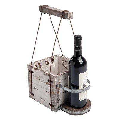 Wilmington Beverage 1 Wall Mounted Wine Rack