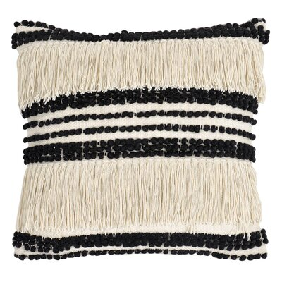 Wilford Hand-Woven Throw Pillow
