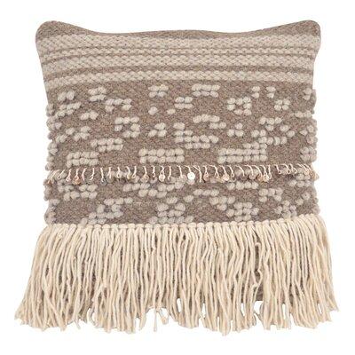 Pecora Hand-Woven Throw Pillow