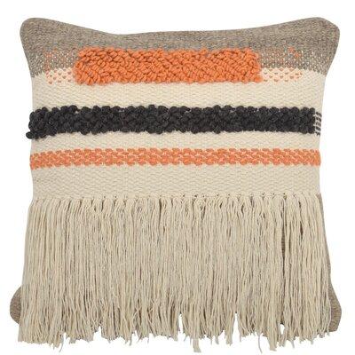 Pecoraro Hand-Woven Throw Pillow