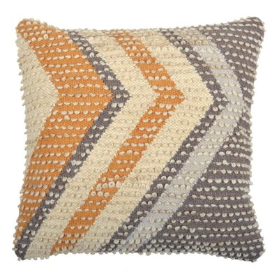 Pavone Hand-Woven Throw Pillow