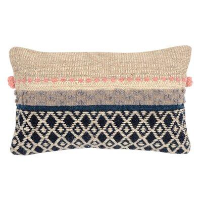 Pauling Hand-Woven Lumbar Pillow