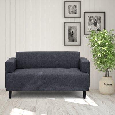 Rodrigo Sofa Upholstery: Dark Gray