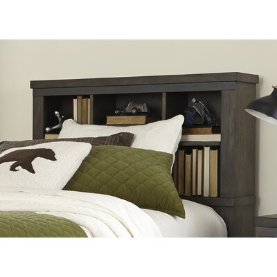 Bookcase Panel Headboard Size: Twin