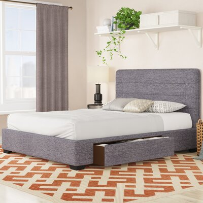 Cerrone Upholstered Storage Panel Bed Size: Queen