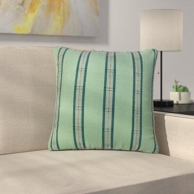 Sumpter Striped Cotton Throw Pillow