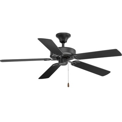 Penfield 5 Blade Ceiling Fan Motor Finish: Graphite