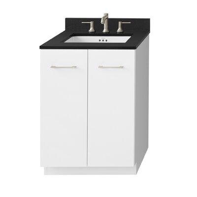 Arden Cabinet 24 Single Bathroom Vanity Base