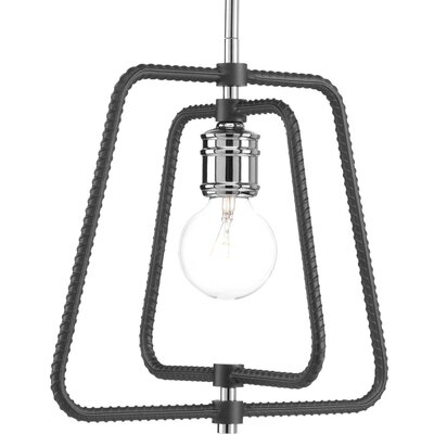 Claussen 1-Light Mini Pendant