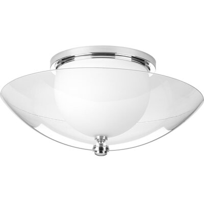 Garan 1-Light LED Flush Mount
