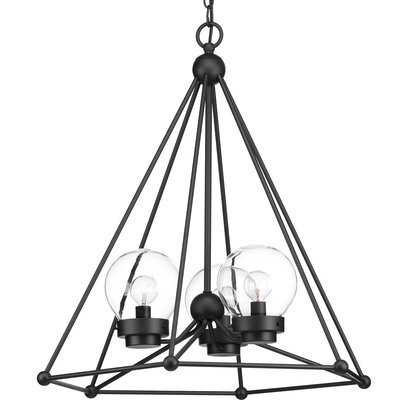 Cecere 3-Light Candle-Style Chandelier