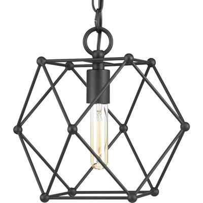 Cecere 1-Light Geometric Pendant