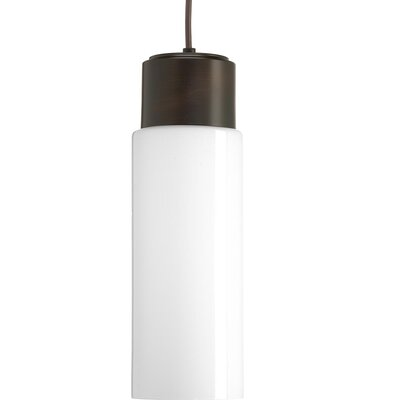Mcdaniels 1-Light LED Mini Pendant Finish: Antique Bronze
