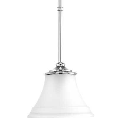 Perot 1-Light Mini Pendant Finish: Polished Chrome