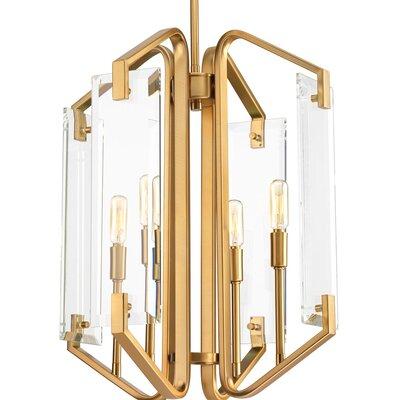 Janessa 4-Light Cluster Pendant
