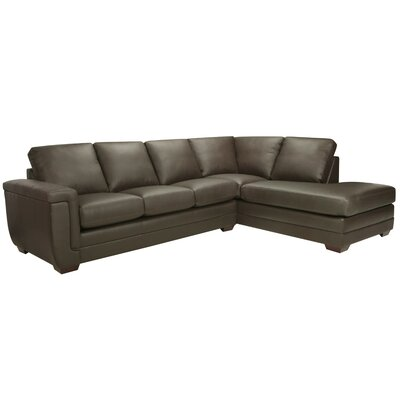 Winterburn Leather Sectional
