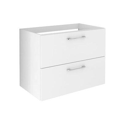 Iolanthe 32 Single Bathroom Vanity Set Base Finish: White