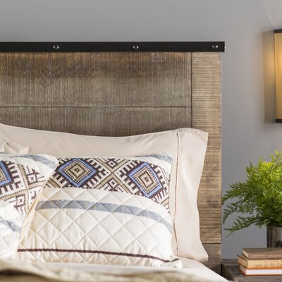 Shandra Panel Headboard Size: Queen