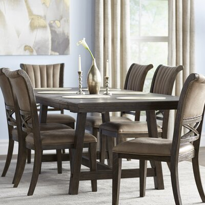 Burnvale 7 Piece Dining Set