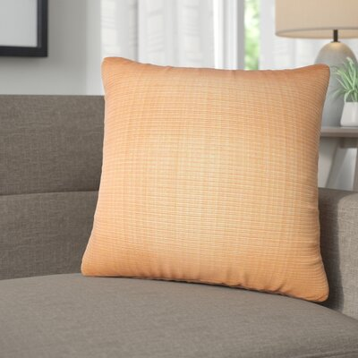 Yasmin Solid Cotton Throw Pillow