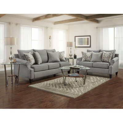Jaeden Configurable 2 Piece Living Room Set