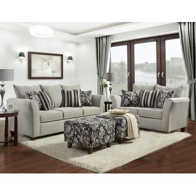 Verduzco Configurable 2 Piece Living Room Set