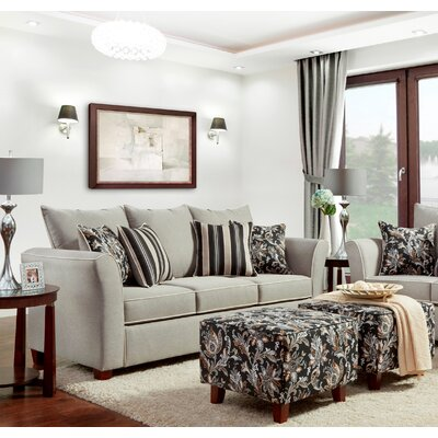 Verduzco Configurable 3 Piece Living Room Set