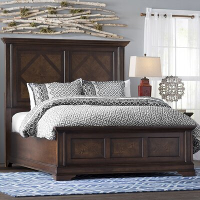 Murray Panel Bed Size: Queen