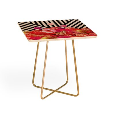 Bianca Floraline End Table